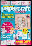 Proud to contribute to Australian Papercraft Essentials