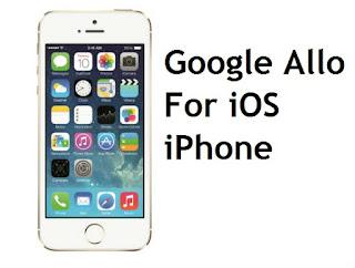 Google- Allo- For -ios- iphone