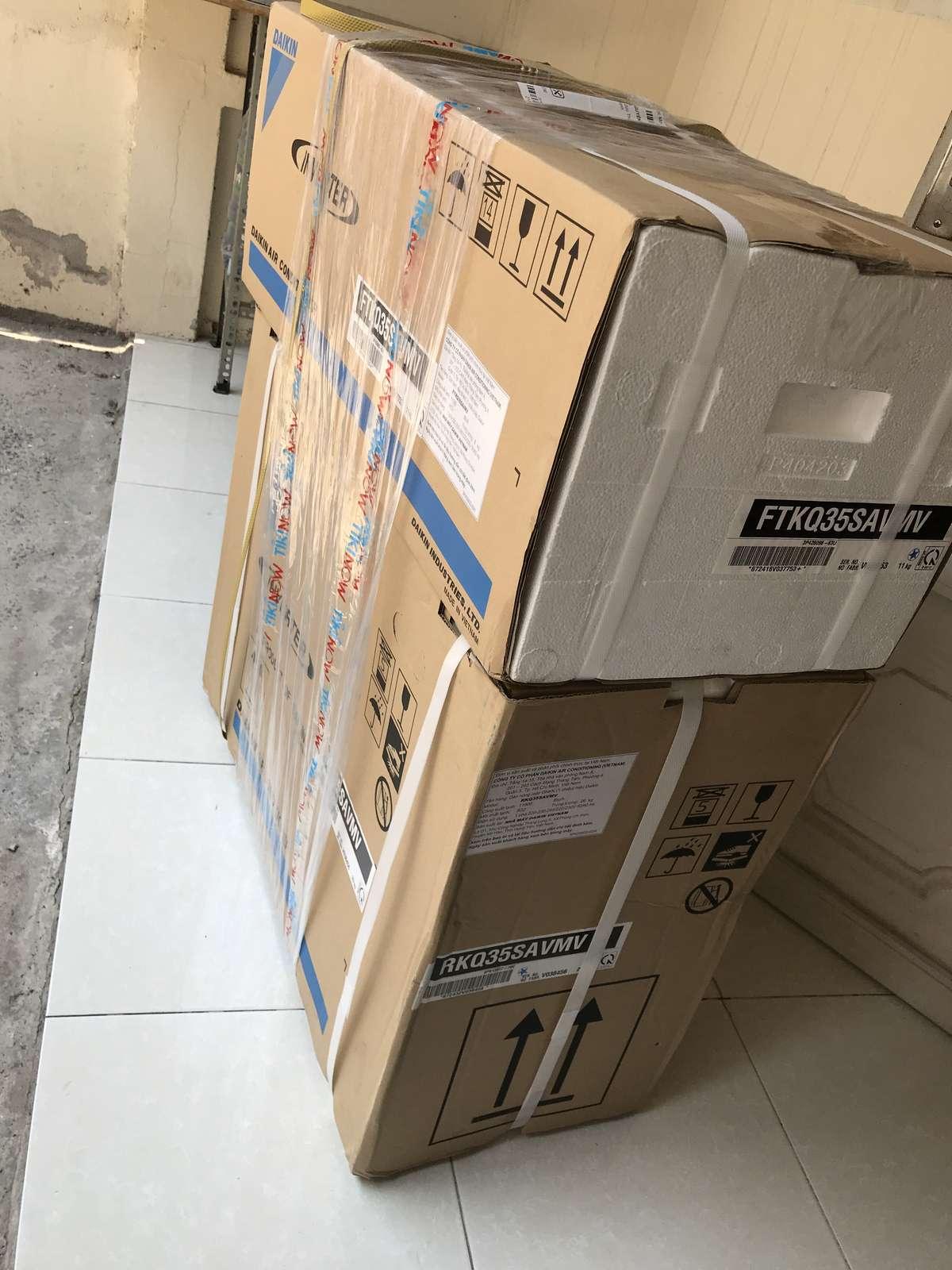Có nên mua máy lạnh trên Tiki?