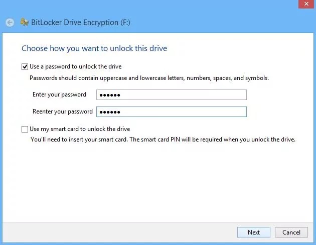 USB Pendrive Me Password lagane ka Asaan Tarika
