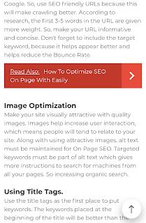 Make internal links on the posts is safe for adsense