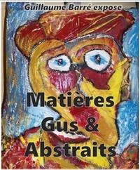 Affiche Guillaume Barré
