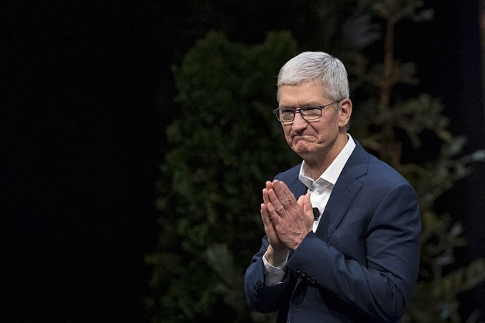 Apple CEO, Tim Cook becomes a billionaire