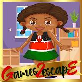 Games2Escape - G2E Frisky Girl Escape