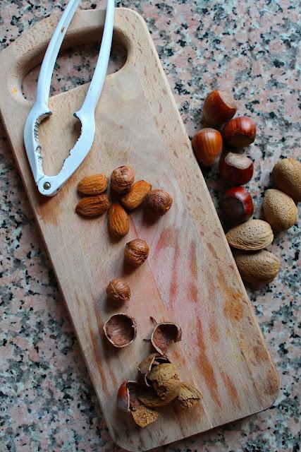 pain d'épices fruits secs orange