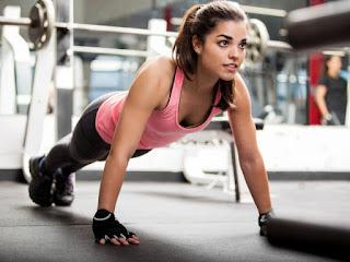 KIAT BISNIS ; Check up, Fitness dan Donor Darah