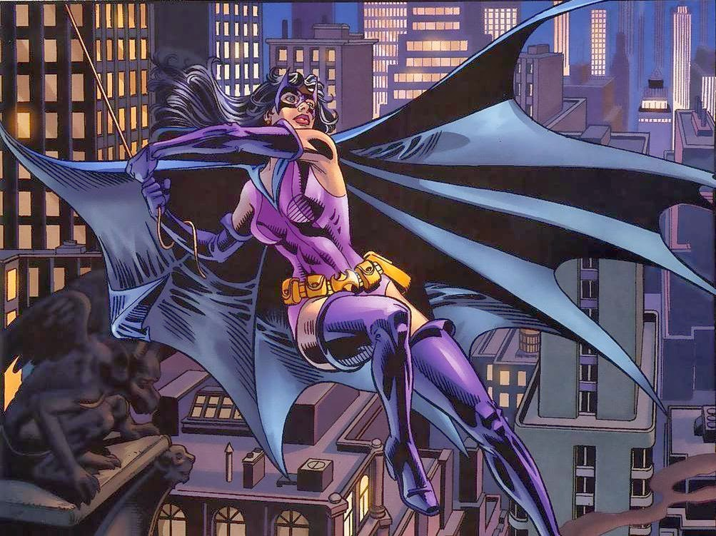 Huntress - DC Comics