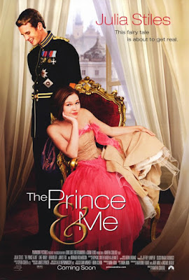 The Prince and Me Poster