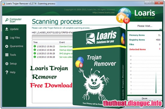 Download Loaris Trojan Remover 3.0.68.203 Full Cr@ck