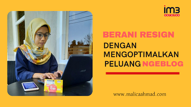 Tips Optimalkan penghasilan ngeblog