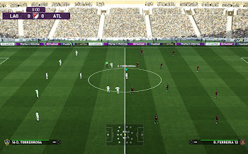 NEW FROSTBITE PITCH | PES2020 | PC | ALL STADIUMS