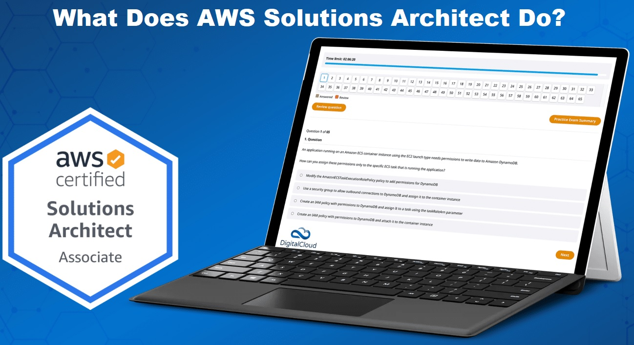 What Does AWS Solutions Architect Do