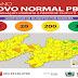 17ª avaliação aponta 200 cidades paraibanas classificadas como bandeira amarela no Plano Novo Normal.