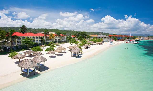 Innovative and luxurious, Sandals Montego Bay is nestled along the unending shoreline of the most exclusive, private white-sand beach in Jamaica, where offshore reefs create the calmest waters for leisure swims.