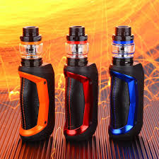 Aegis Solo Kit brings you a stylish vaping experience!