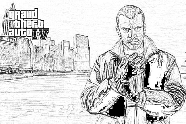 Coloring Pages: Grand Theft Auto Coloring Pages Free and