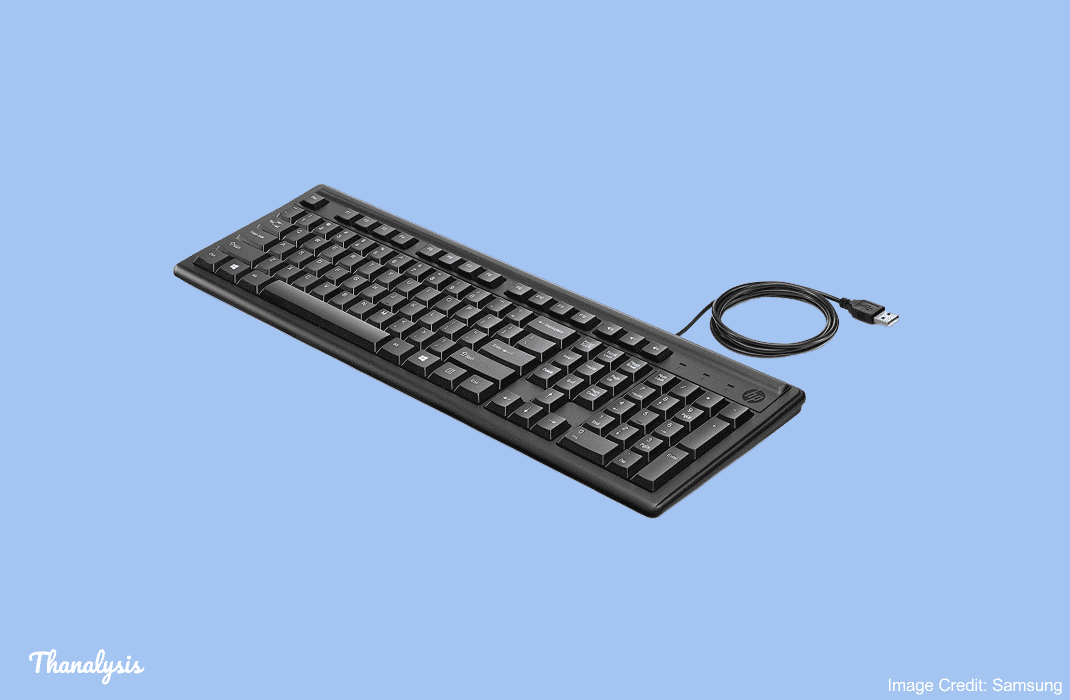 The latest review of HP Wired Keyboard of HP 100 variant. The color of this product is black and It is eligible for Pay on delivery on Amazon India.