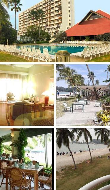 The Regency Tanjung Tuan Beach Resort