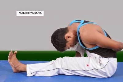 how to do marichasana and it health benefits