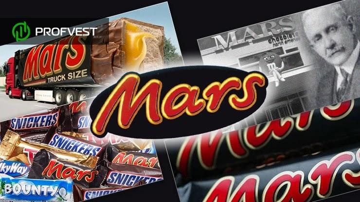Mars история успеха семейного бизнеса