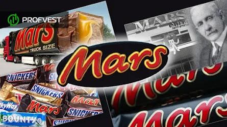Компания Mars: история успеха семейного бизнеса