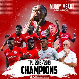 AUDIO | Muddy Msanii ~ SIMBA 2019| [official mp3 audio]