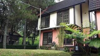 Villa Sejuk Nyaman Bersih Murah  lembang bandung