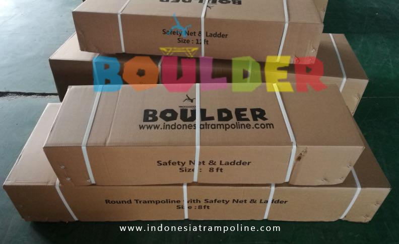 Boulder Trampoline