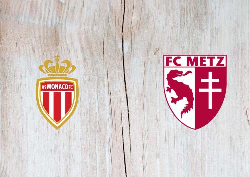 Monaco vs Metz -Highlights 03 April 2021