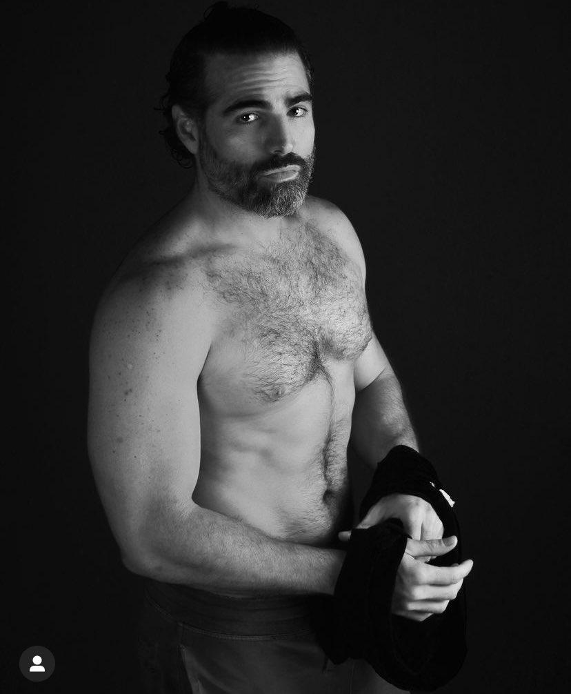 el sexy de Roberto Manrique