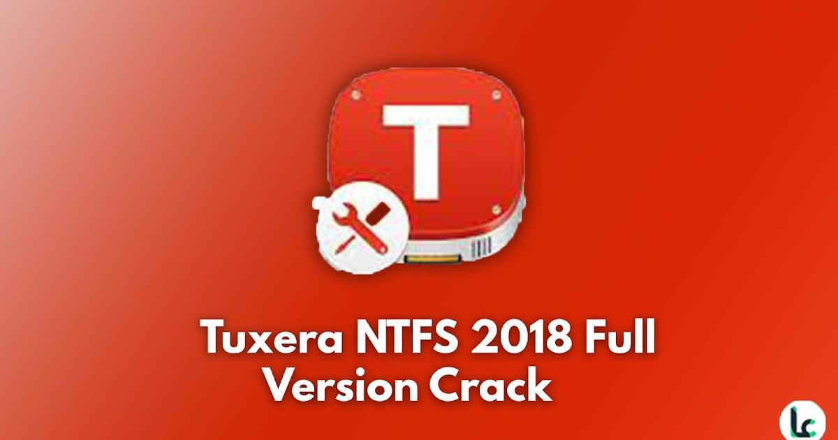 tuxera ntfs crack 2018