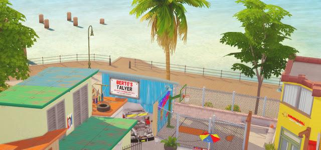 Sims 4 Pinoy Stuff Pack Barangay Tabing Dagat