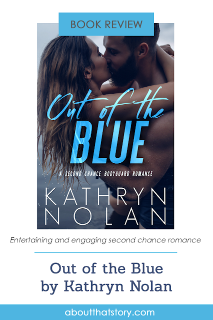 Book Review: Out of the Blue by Kathryn Nolan | About That Story