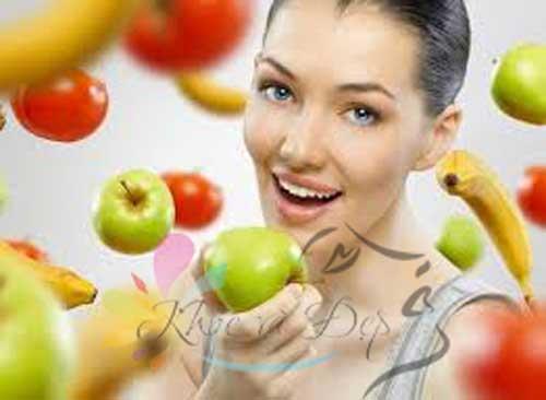 Giảm cân nhanh với hoa quả