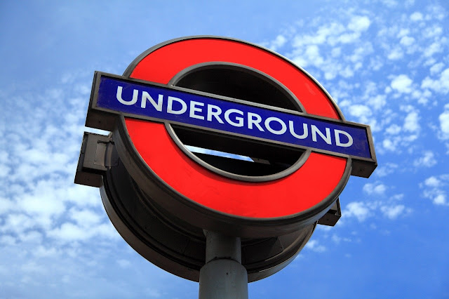 London - Underground Sign
