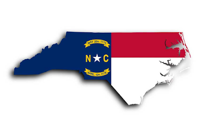 North Carolina Map