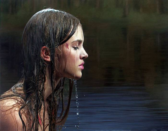 Hyper-Realistic Paintings by Philipp Weber