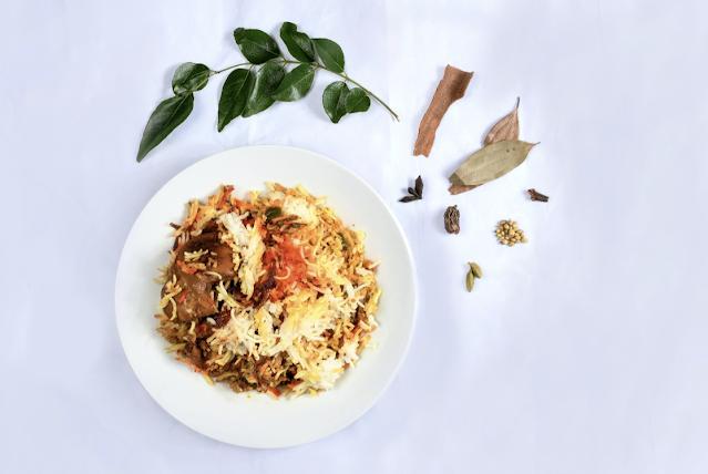 Pakistani Food Dish