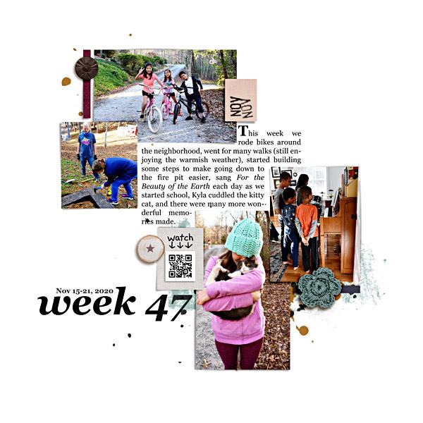 Stories Week 47 {left}