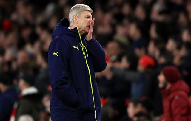 HLV Wenger quên nỗi đau thua 2-10, vượt Mourinho sắp ngồi ghế nóng Bayern 3