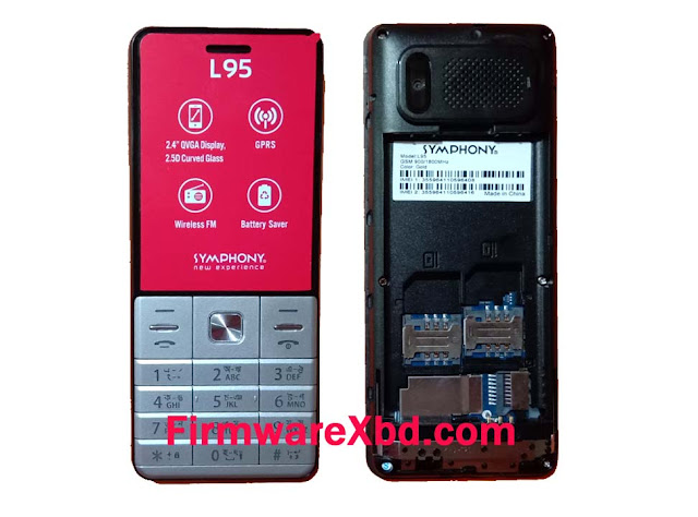 Symphony L95 6531E Flash File Download Free Without Password
