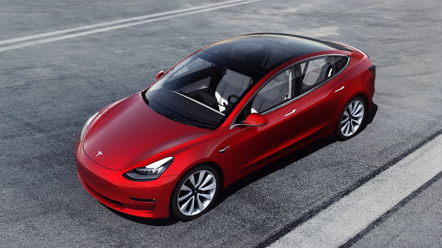 Model 3, el eléctrico imparable
