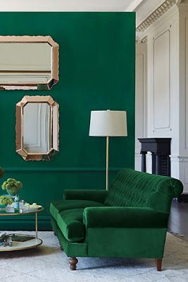 beautiful-decoration- in-green