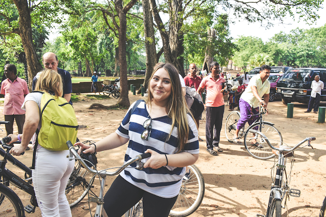 Polonnaruwa Cycling Bike Rental