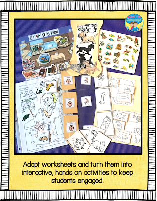 Turn worksheets into interactive fun!