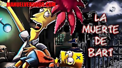 Creepypasta de Bart Simpson muerto