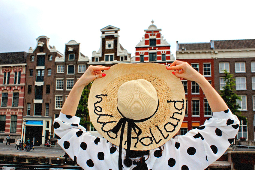 Hello From AMSTERDAM !
