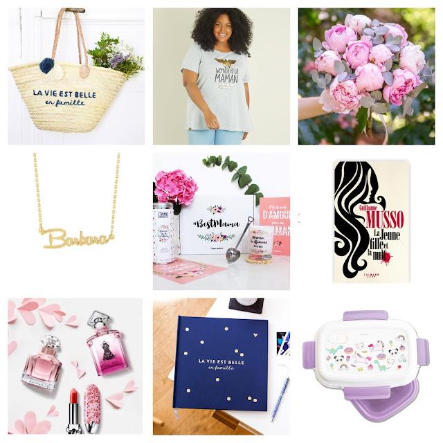 FETES DES MERES : 18 idées cadeaux