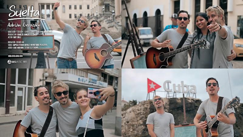 Adrián Berazaín - ¨Suelta¨ - Videoclip - Director: Alain Duany. Portal Del Vídeo Clip Cubano