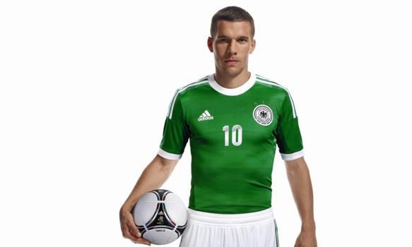 reunirse debate balsa  canalfútbol Blog: Camiseta Suplente Adidas de Alemania para la EURO 2012